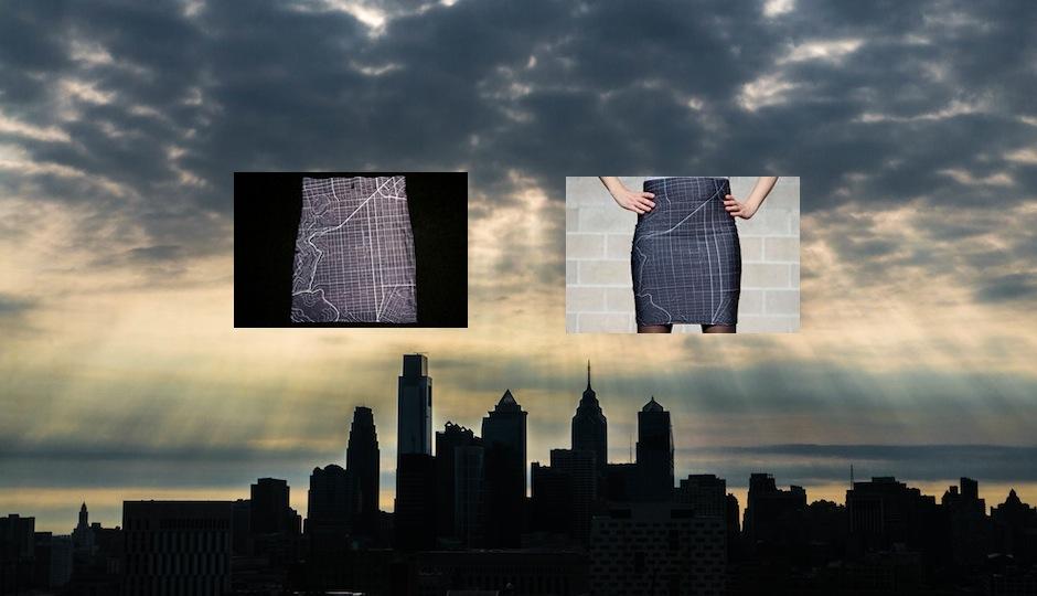 Map Clothing