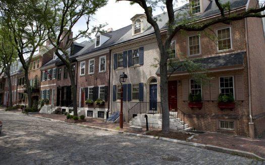 Philadelphia Row Home